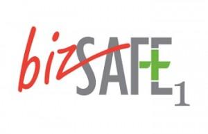 bizSAFE Level 1 logo image
