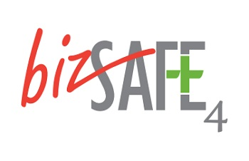 bizSAFE level 4 logo image