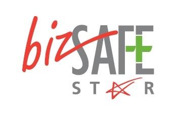 bizSAFE STAR logo image with size 350-228