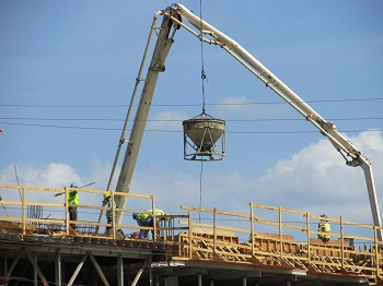 Construction safety lifting