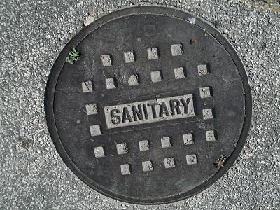 Sanitary - manhole